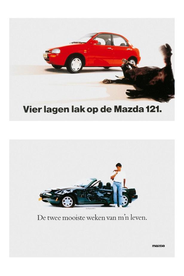 Lürzer's Archive'dan son 30 yılın en iyi ilanları: Mazda