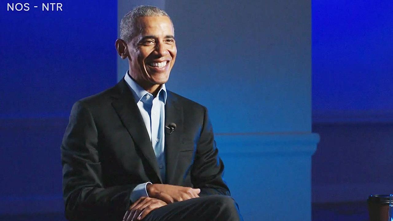 obama interview in nieuwsuur helemaal