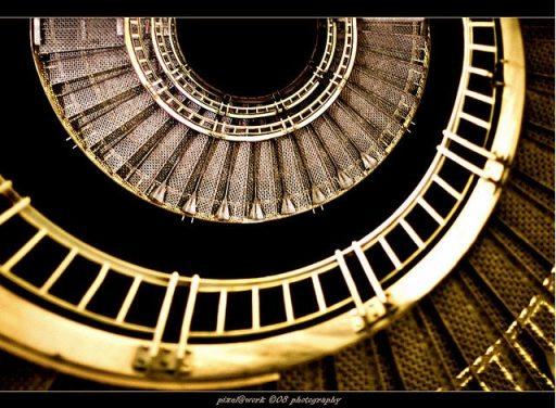 escalier social
