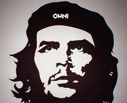 Owni Che Guevara - Crédit photo en CC : Jeremyeckhart via flickr.com