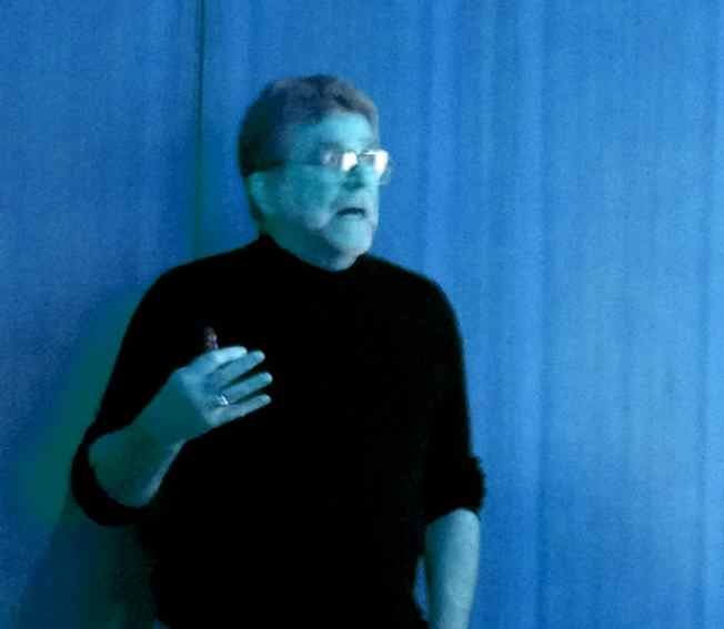 Steve Doig au SPQR mars 2013
