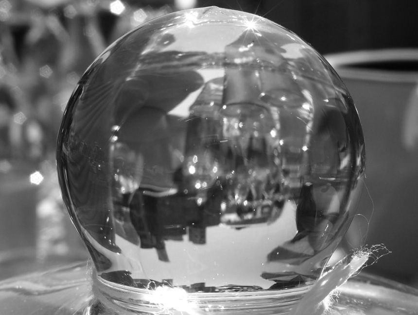 Boule de cristal analytique - mediaculture.fr