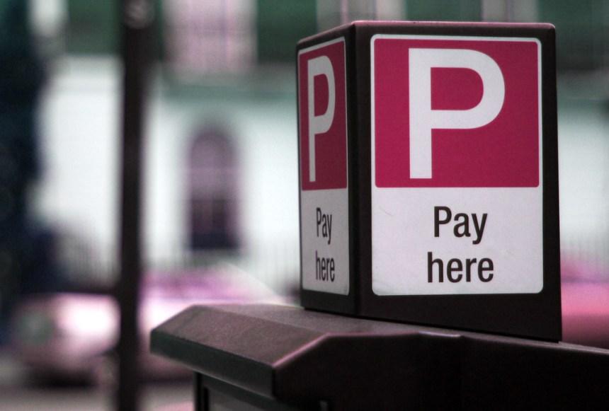 kiosque payant presse rue Angleterre