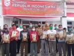 Dinas Tanaman Pangan dan Holtikultura Sumut Bantu 10 Ton Bibit Padi di Samosir