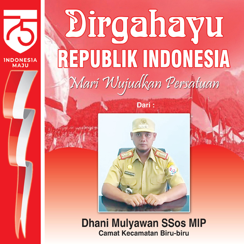 HUT Ke-57 Republik Indonesia