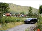 Sardo Sirumapea Menjabat Plt Kadis Perhubungan Samosir