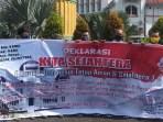 Koalisi Indonesia Tetap Aman, Kampanye Jaga Persatuan