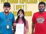 Merasa Kemerdekaannya Dirampas, Kasir Panglong Laporkan Tokenya ke Polres Samosir