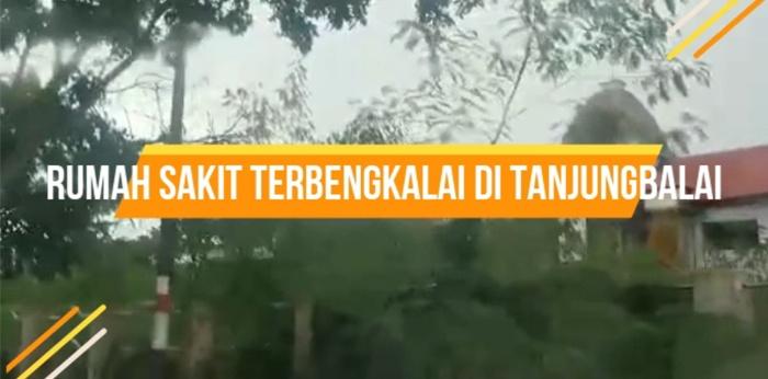 Diduga 'Setoran Kewajiban' Biang Mangkrak RS Tanjungbalai