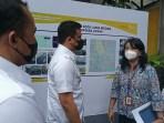 Bobby Nasution dan Dirjen Cipta Karya Tinjau Kawasan Kota Lama Kesawan