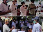 Terapkan Prokes Covid-19, DPD Gerindra Sumut Bagi 1.000 Paket Daging Qurban ke Masyarakat