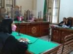 Jaksa Tuntut Edison Daeli 8 Tahun 6 Bulan Penjara