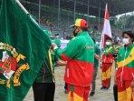 Bobby Nasution Lepas Atlet dan Pelatih ke PON XX Papua