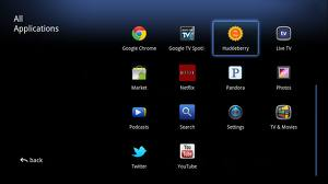Google TV Application Ecosystem