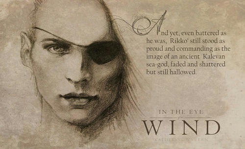 Katherine Wyvern - In The Eye Of The Wind Promo 3