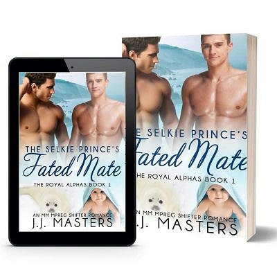 J.J. Masters - The Selkie Prince's Fated Mate 3d Promo