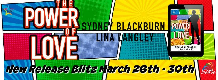 Sydney Blackburn & Lina Langley - The Power of Love RB Banner