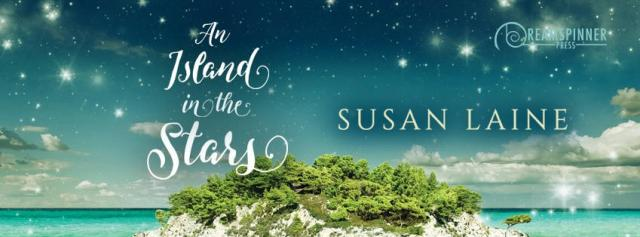 Susan Laine - An Island In the Stars Banner