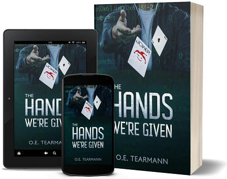 O.E. Tearmann - The Hands We're Given 3d Promo