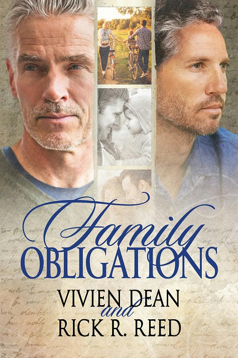 Vivien Dean & Rick R. Reed - Family Obligations Cover