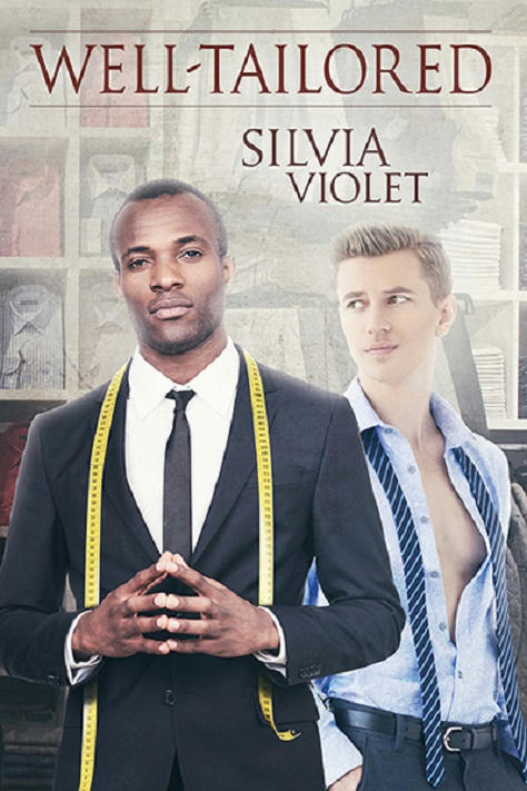 Silvia Violet - Well-Tailored Cover