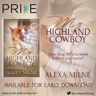 Alexa Milne - My Highland Cowboy Teaser