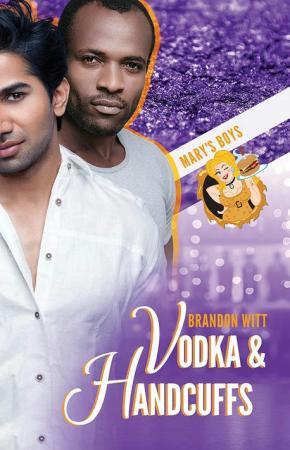 Brandon Witt - Vodka & Handcuffs Cover