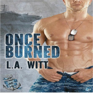 L.A. Witt - Once Burned Square