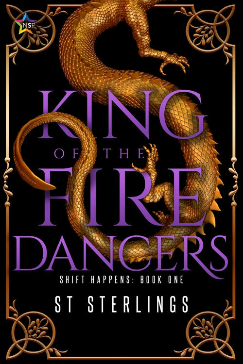 S.T. Sterlings - King of the Fire Dancers Cover
