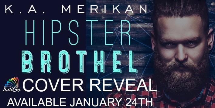 K.A. Merikan - Hipster Brothel CR Banner