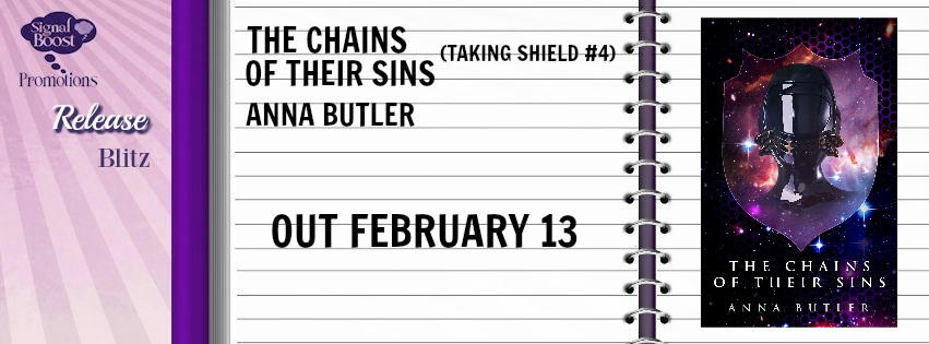 Anna Butler - The Chains of Their Sins RB Banner
