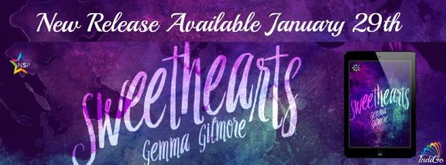 Gemma Gilmore - Sweethearts Banner