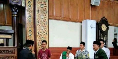 Ikut Pengajian NU Kota Tasikmalaya, Seorang Pemuda Ciamis Masuk Islam
