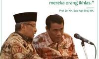 Ketum PBNU: Membangun NU Otomatis Membangun Masyarakat Indonesia