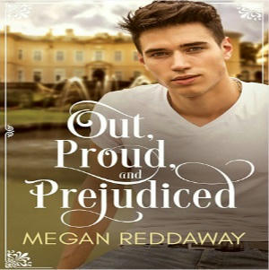 Megan Reddaway - Out, Proud, and Prejudiced Square