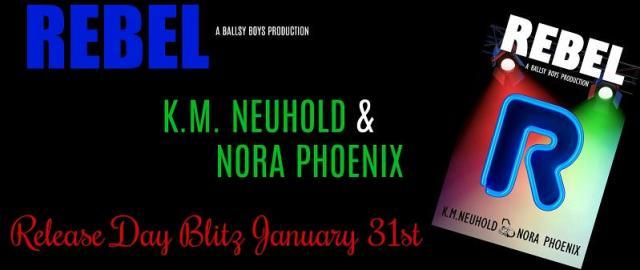 K.M. Neuhold & Nora Phoenix - Rebel RDB Banner