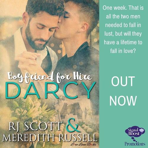 R.J. Scott & Meredith Russell - Darcy InstaPromo