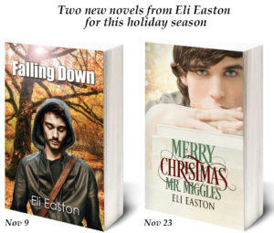 Eli Easton Book Banner
