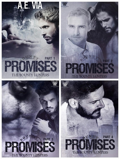 A.E. Via - Promises Series Poster