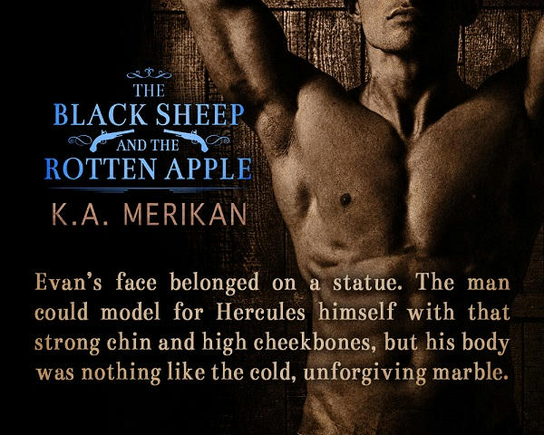 K.A. Merikan - Black Sheep Rotten Apple Teaser 1