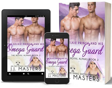 J.J. Masters - The Selkie Prince and His Omega Guard 3d Promo