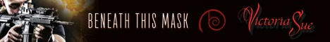 Victoria Sue - Beneath the Mask headerbanner