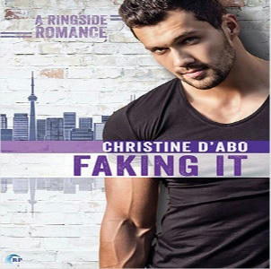 Christine d'Abo - Faking It Square