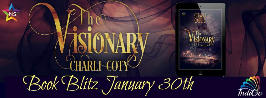 Charli Coty - The Visionary Banner