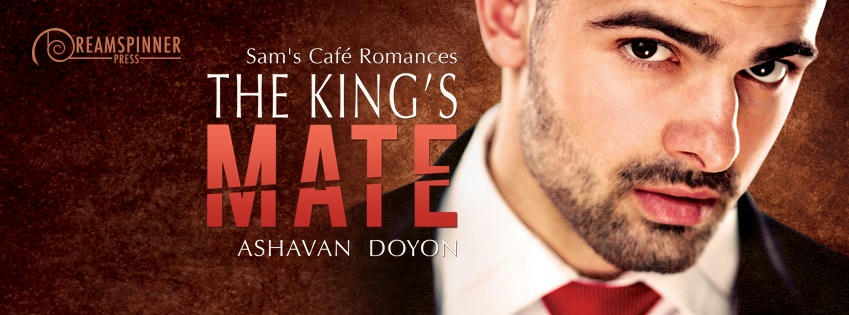 Ashavan Doyon - The King's Mate Banner