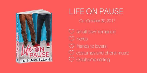 Erin McLellan - Life on Pause Teaser 1