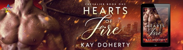 Kay Doherty - Hearts on Fire NineStar Banner