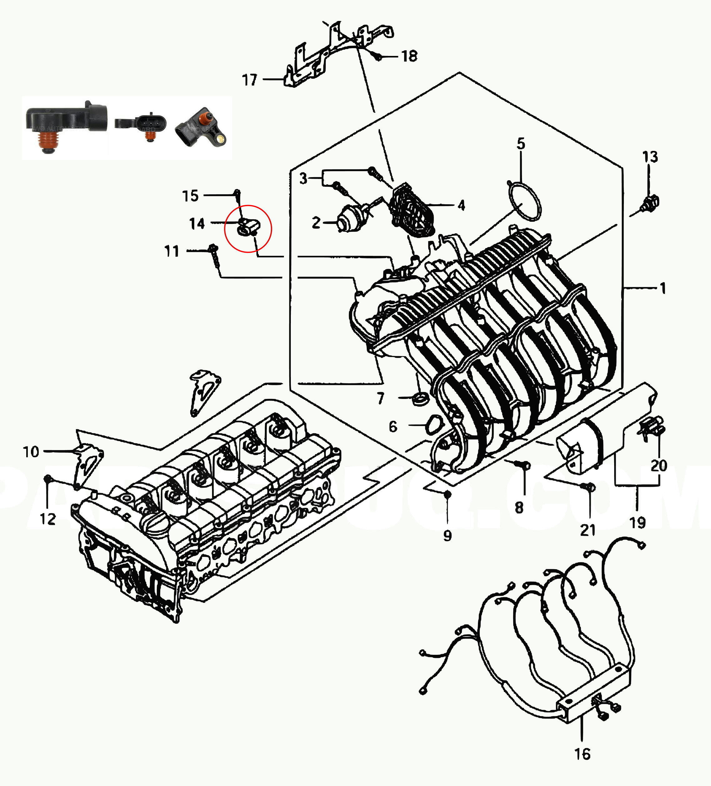 Bmw Key Diagram