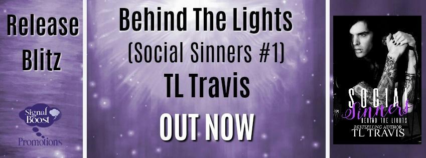 T.L. Travis - Behind The Lights RBBanner