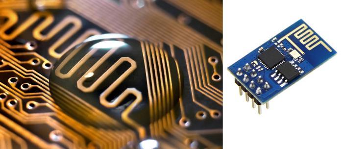 Trace - Đường kết nối trên mạch in PCB